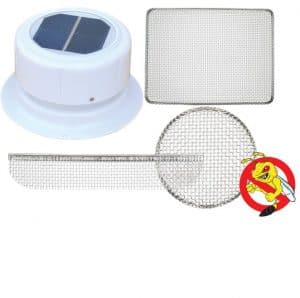 Vents & Insect Screens